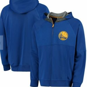 Golden State Warriors Adidas 2016 NBA Jacket